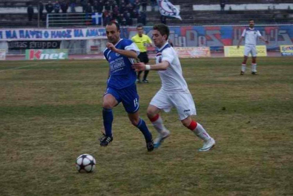 Τρίκαλα 2011 – Εθνικός Φιλιππιάδας 0-0