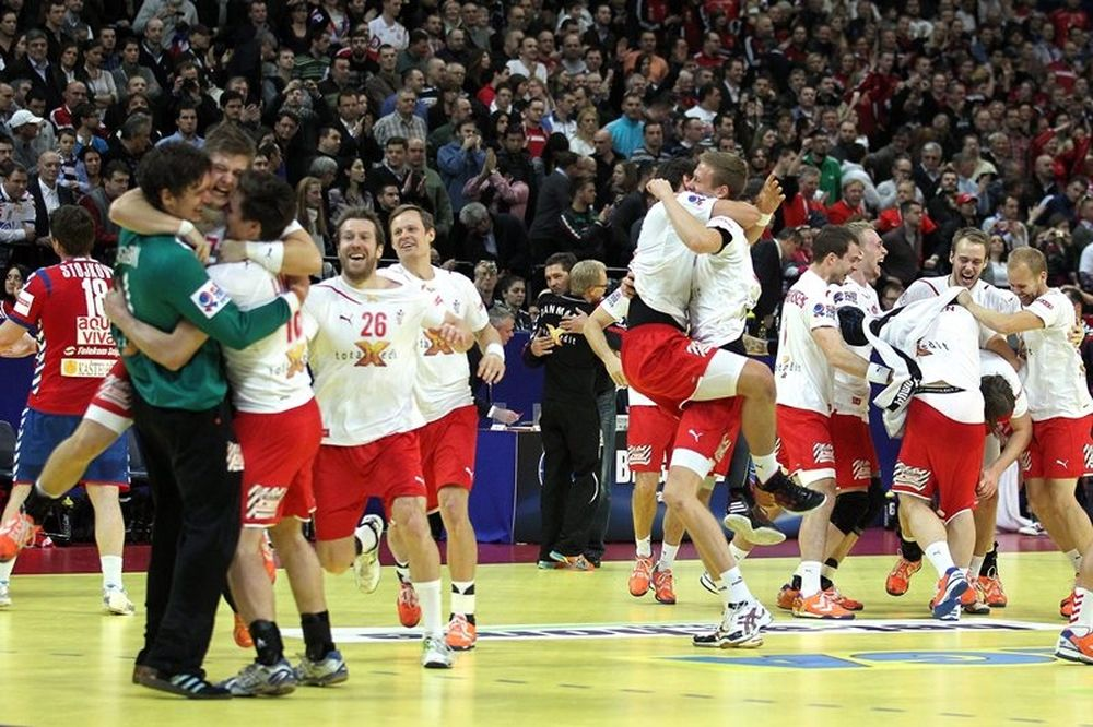 Πρωταθλήτρια Ευρώπης η Δανία