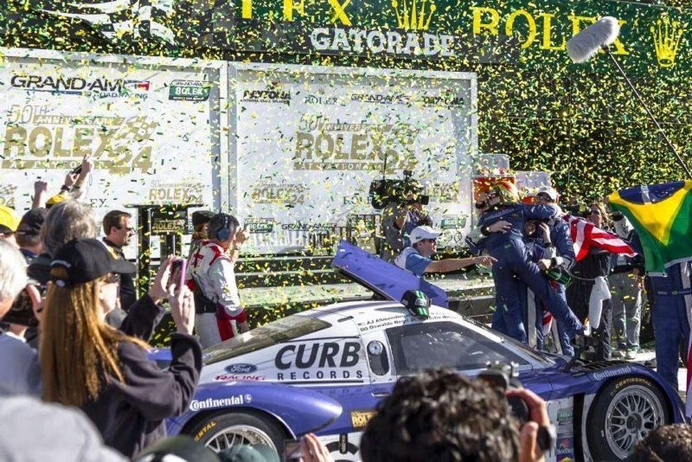 Ο Αλμεντίγκερ νικητής στην Daytona