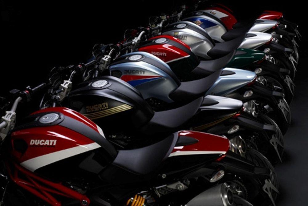 Ανάκληση μοτοσικλετών Ducati