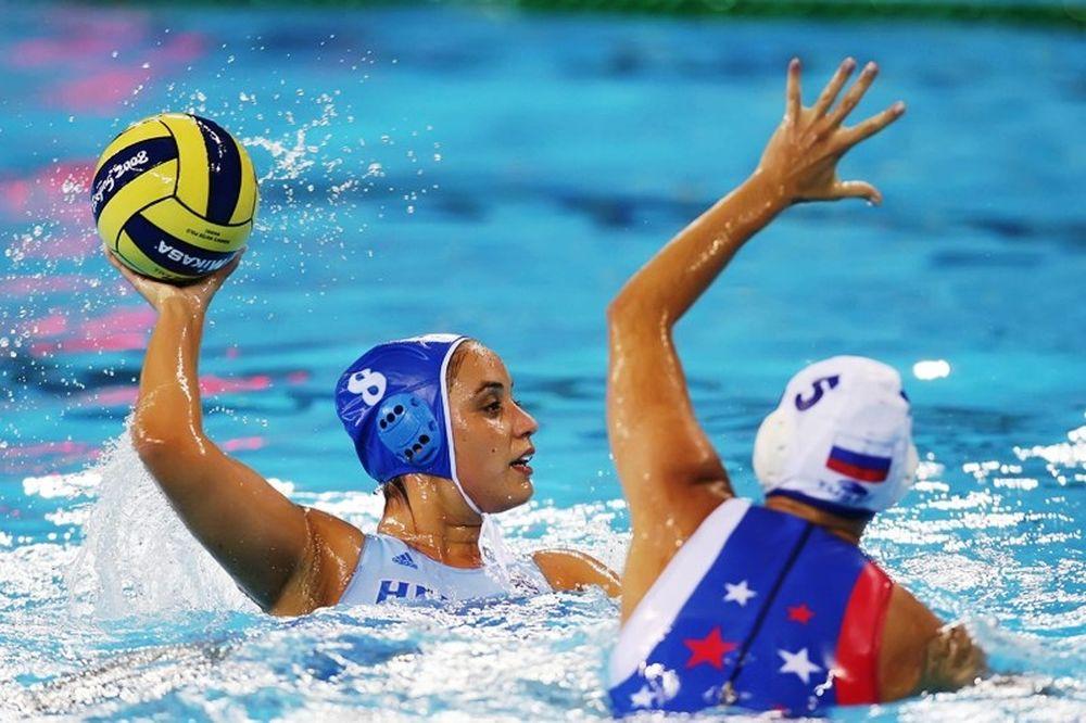 Ρουμπέση: «Πρόκριση και στους Ολυμπιακούς Αγώνες»
