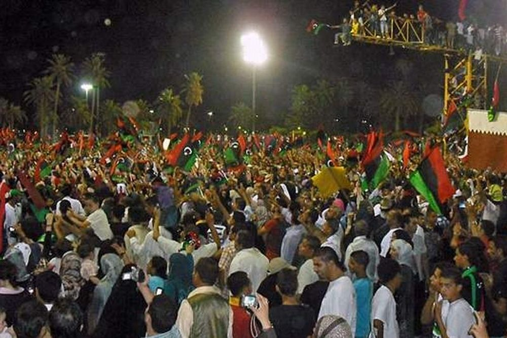 Ικανοποίηση στη Λιβύη