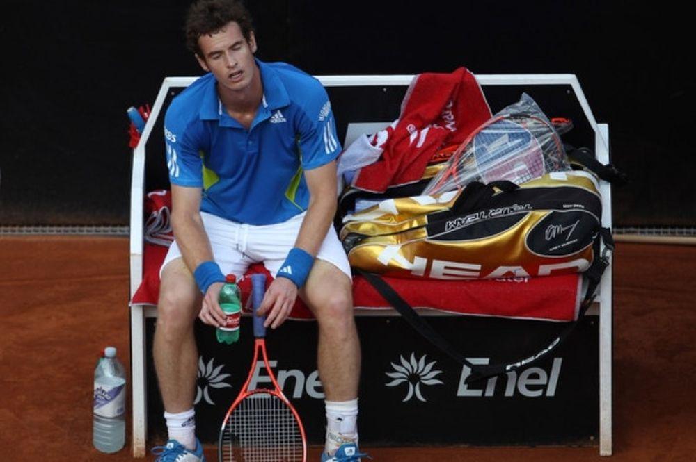 Ο Μάρεϊ εκτός Davis Cup