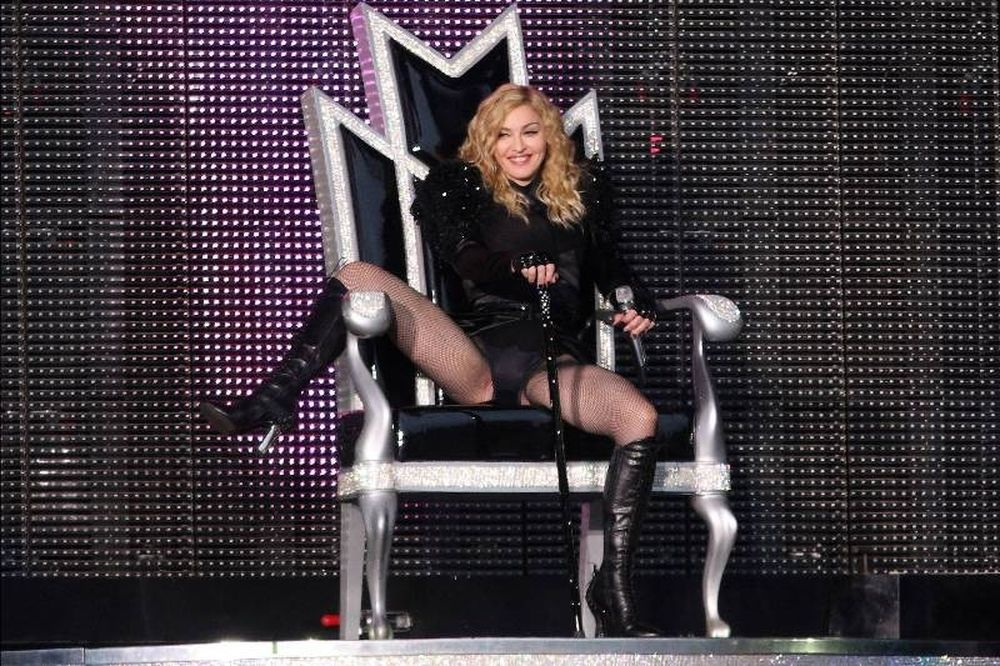 Η Μαντόνα έχει άγχος για το Super Bowl