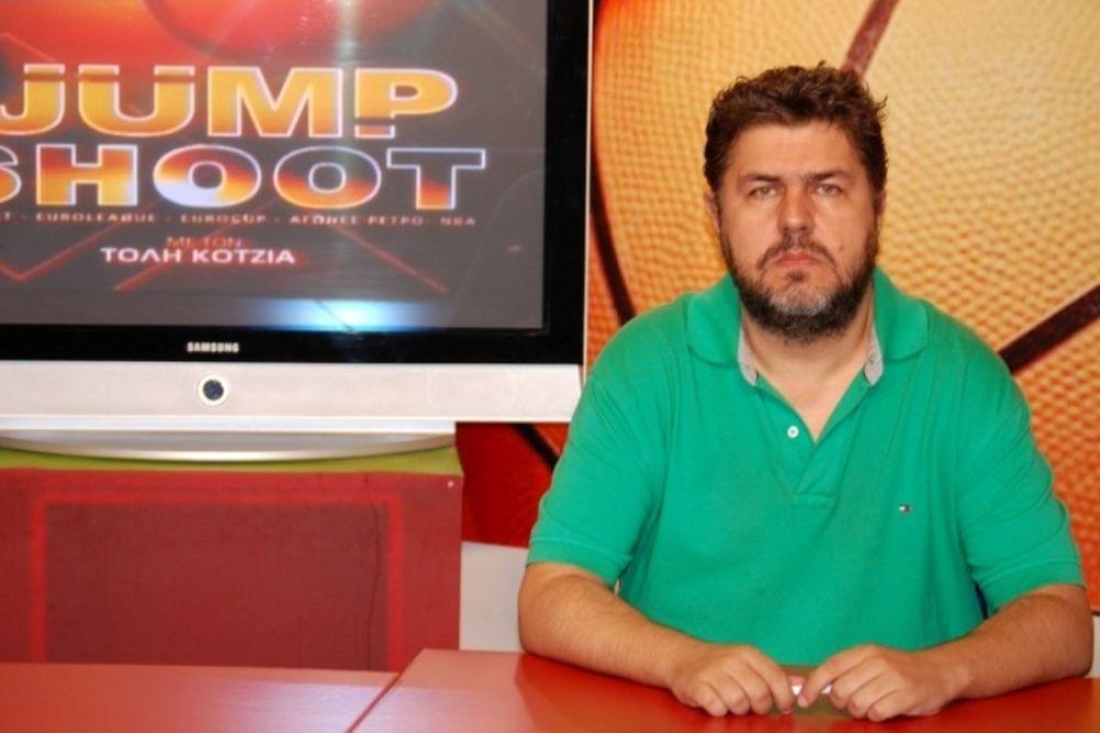Με Γκαγκαλούδη το «Jump Shoot»