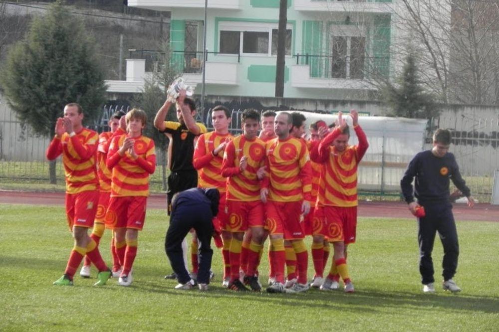Δύο παίκτες στην Καστοριά