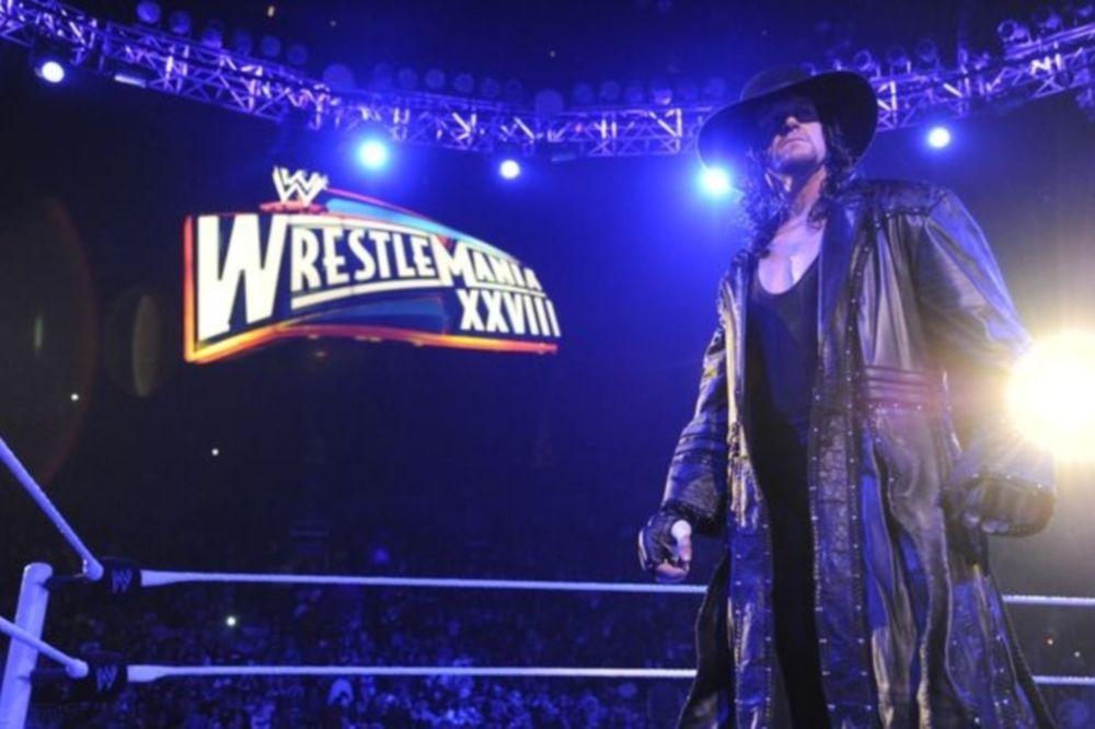 Επέστρεψε ο Undertaker στο Raw!