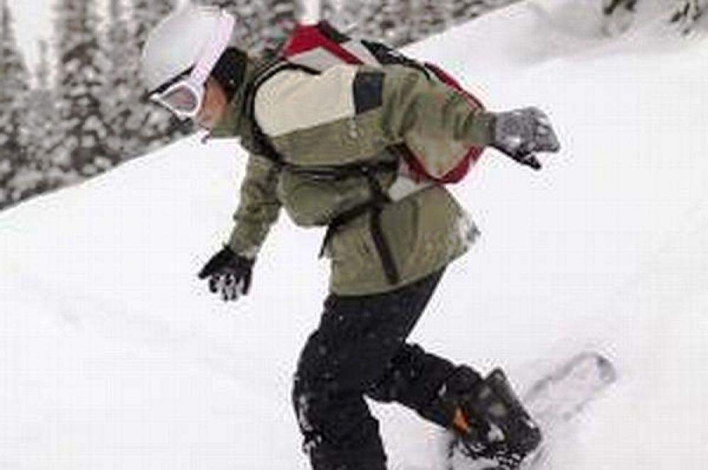 Απαραίτητα τα γυαλιά σε ένα κράνος Snowboarding