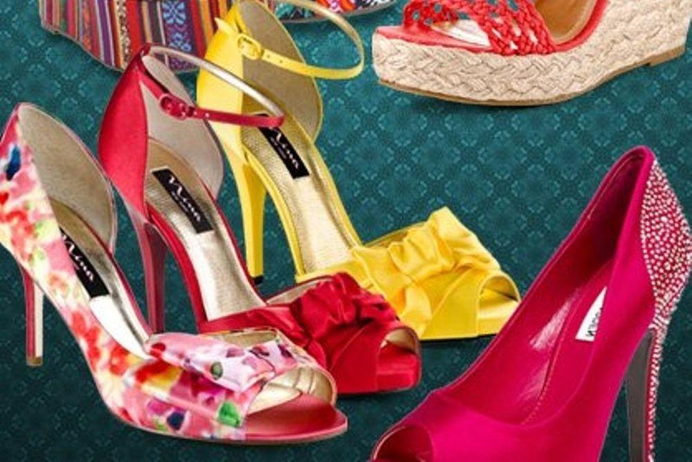 Η ανοιξιάτικη συλλογή της NAK shoes