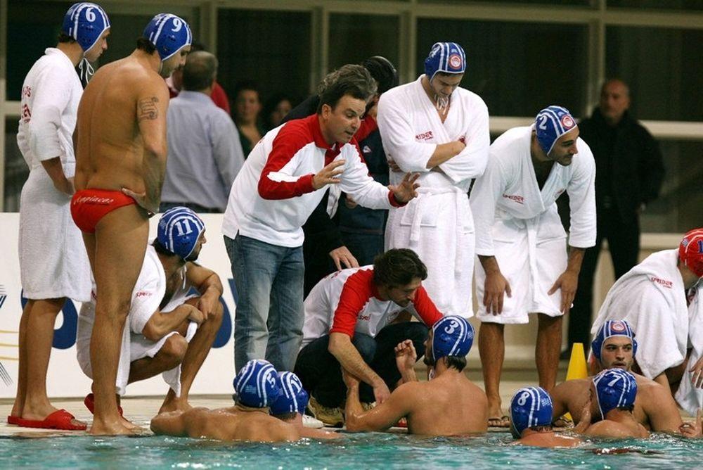 Ετοιμοπόλεμος ο Ολυμπιακός