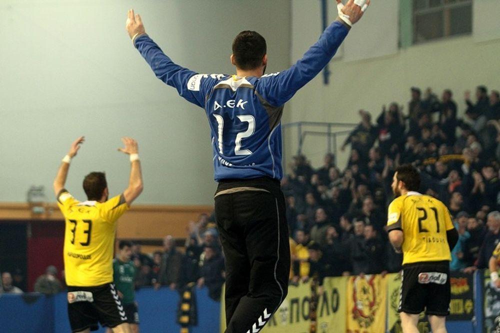 Κοκολοδημητράκης: «Οι καλύτερες ομάδες στην Ελλάδα»