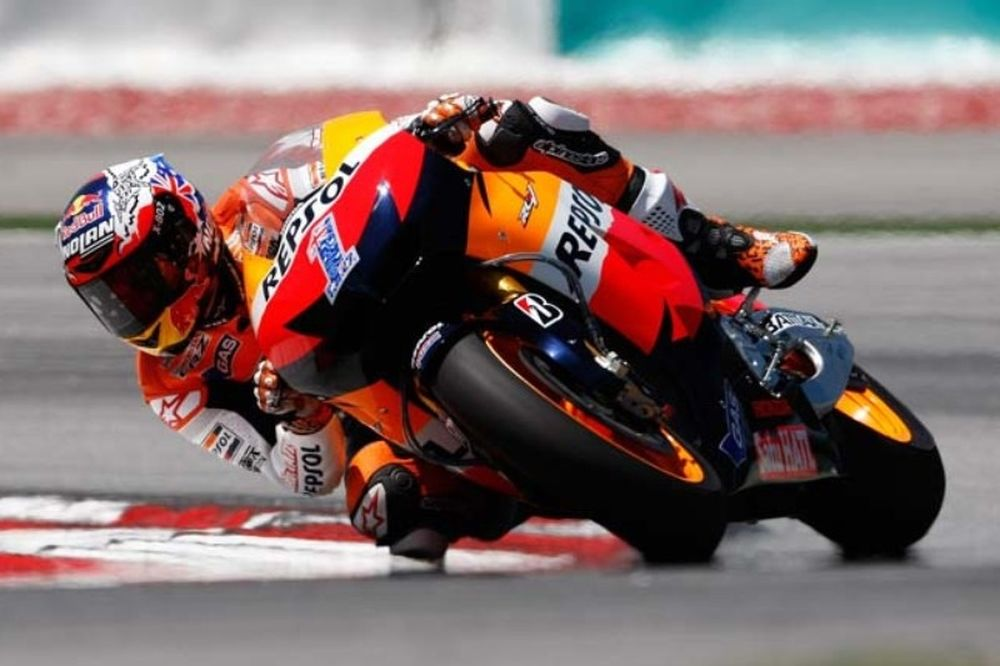 MotoGP: Δοκιμές στη Sepang