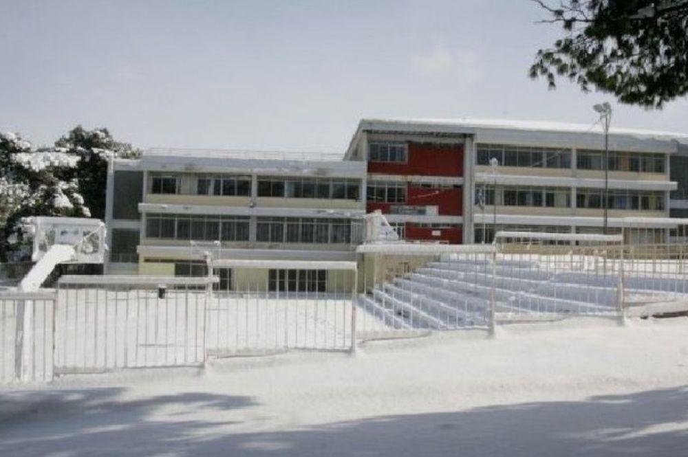 Το χιόνι ανέβαλε την ημερίδα στις Σέρρες