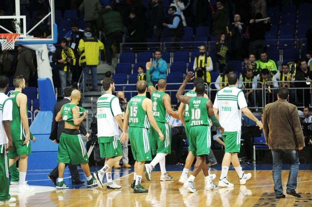 Μρσιτς: «Μπορεί Final 4 ο Παναθηναϊκός»