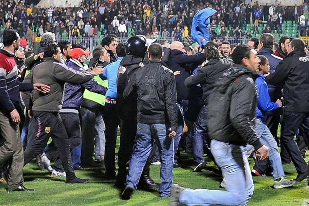 Δεν προσφεύγει στην FIFA η Αιγυπτιακή Ομοσπονδία