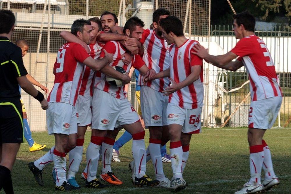 Φιλική νίκη (1-0) του Εθνικού Αστέρα απέναντι στην «Προό»