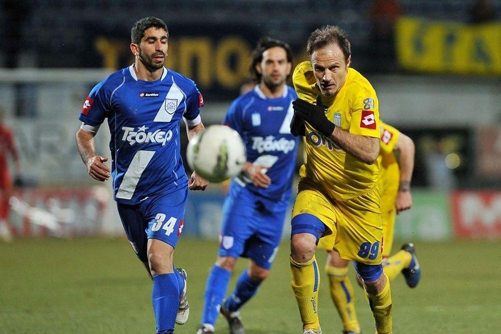 Πρώτο γκολ για Ζαραδούκα στη Super League