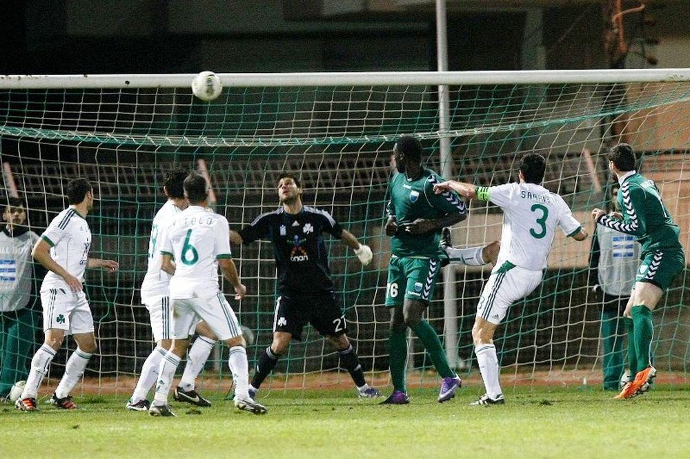 Video: Λεβαδειακός - Παναθηναϊκός 1-0 (φάσεις και γκολ)