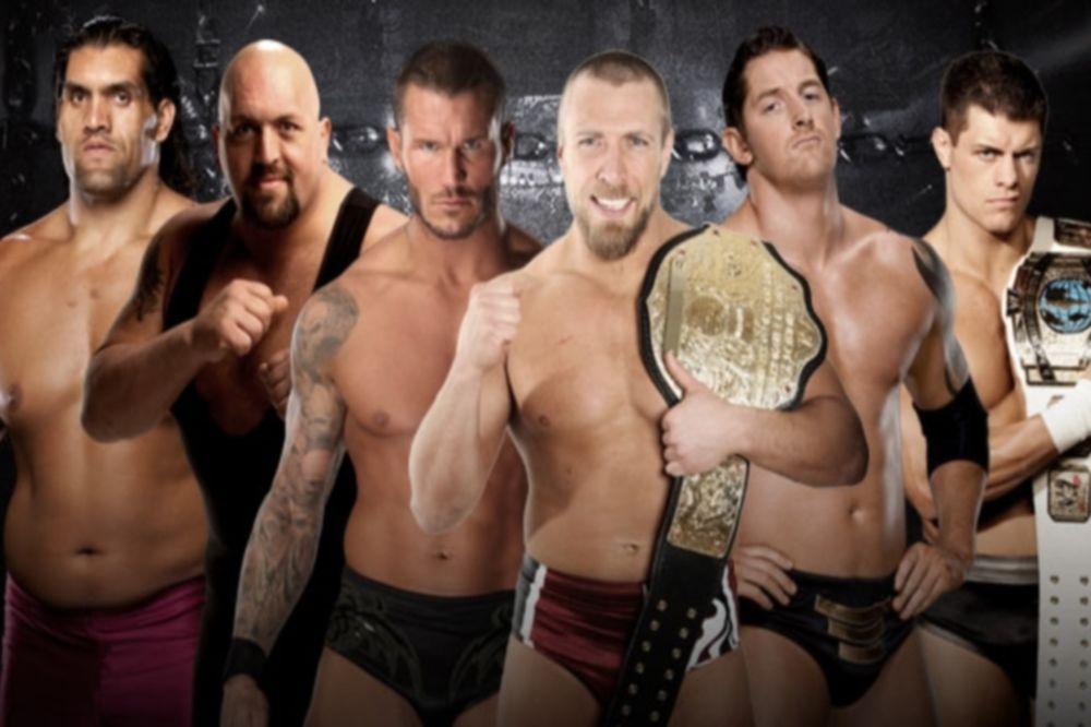 Οι πέντε διεκδικητές του παγκόσμιου τίτλου στο SmackDown