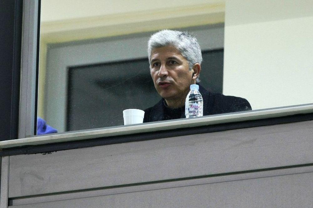 Μανωλάς: «Κινδυνεύει με αφανισμό η ΑΕΚ»