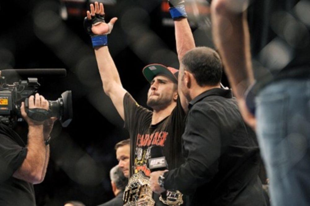 Ένας πρωταθλητής και ένας... αδικημένος στο UFC 143