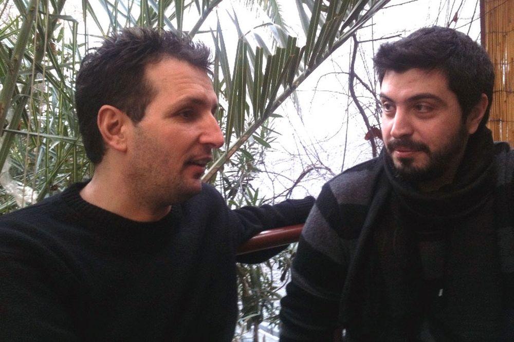 Ο Δημήτρης Μπάσης... μεταξύ ΠΑΟΚ και Ολυμπιακού! (photos+videos)