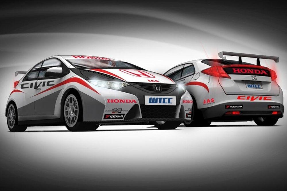 Η Honda στο WTCC