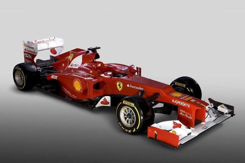 Παρουσιάστηκε από το διαδίκτυο η νέα F2012