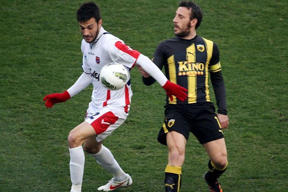 Επιτέλους νίκη για ΑΕΚ, 1-0 τον Πανιώνιο (photos+videos)