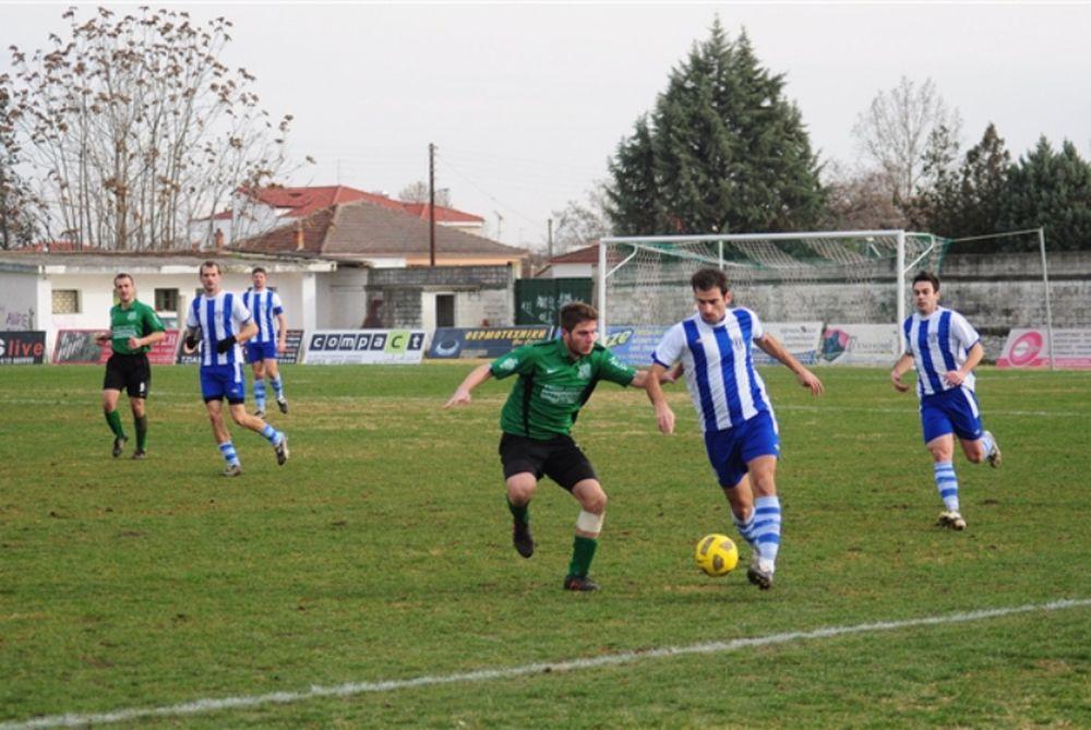 ΑΠΟΚ Βελούχι - Πυργετός 3-0