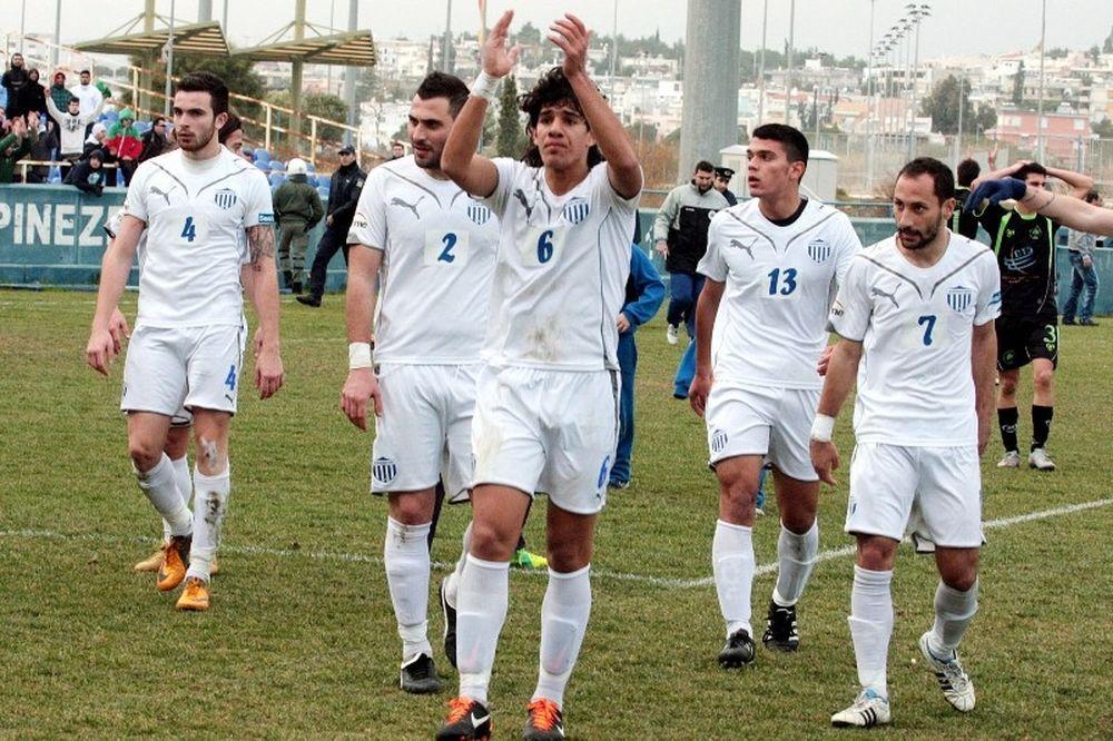 Εθνικός – Αχαρναϊκός 2-0