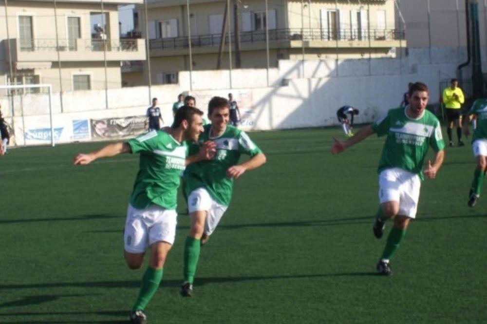 Ατσαλένιος-Πατούχας 1-0