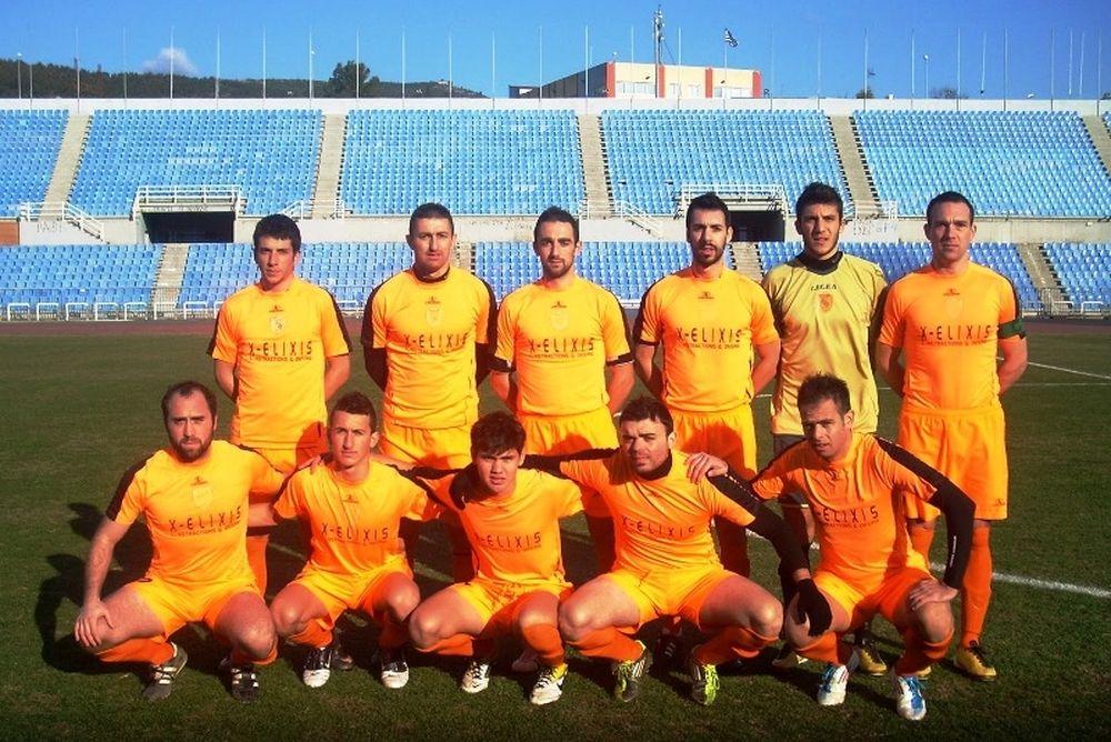 Απόλλων Αρναίας-Ολυμπιακός Κυμίνων 3-0