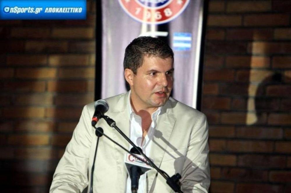 Λυράκης στο Onsports: «Θα σωθεί η Κέρκυρα»