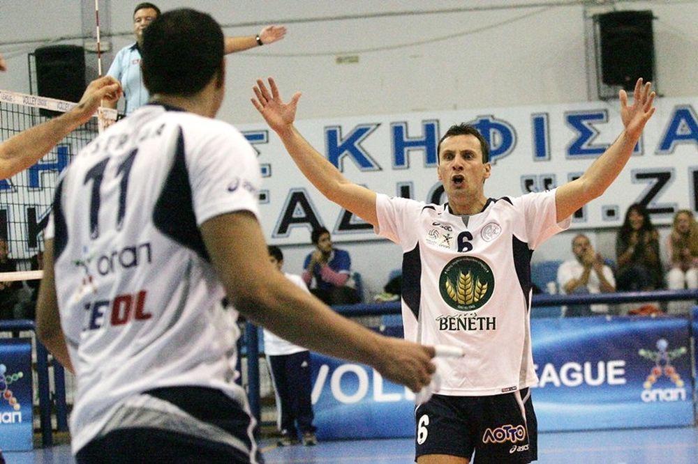 MVP ο Νικολάκης