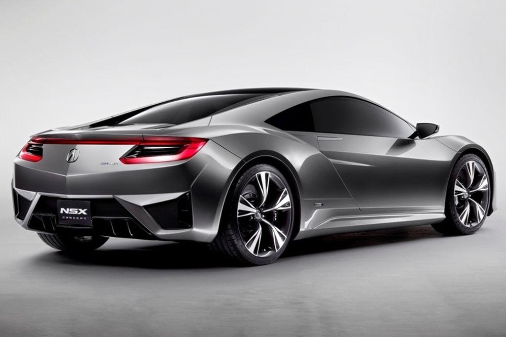 Αποκαλύπτονται τα Honda NSX Concept, EV-STER και CR-V