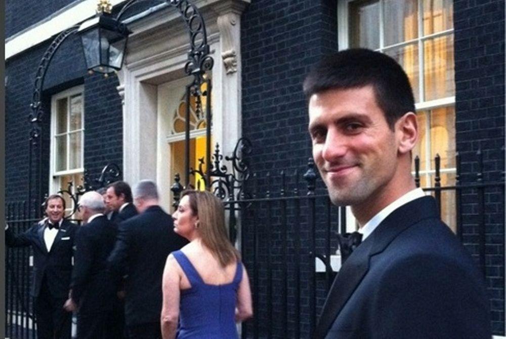 Ο Νόλε στην Downing Street