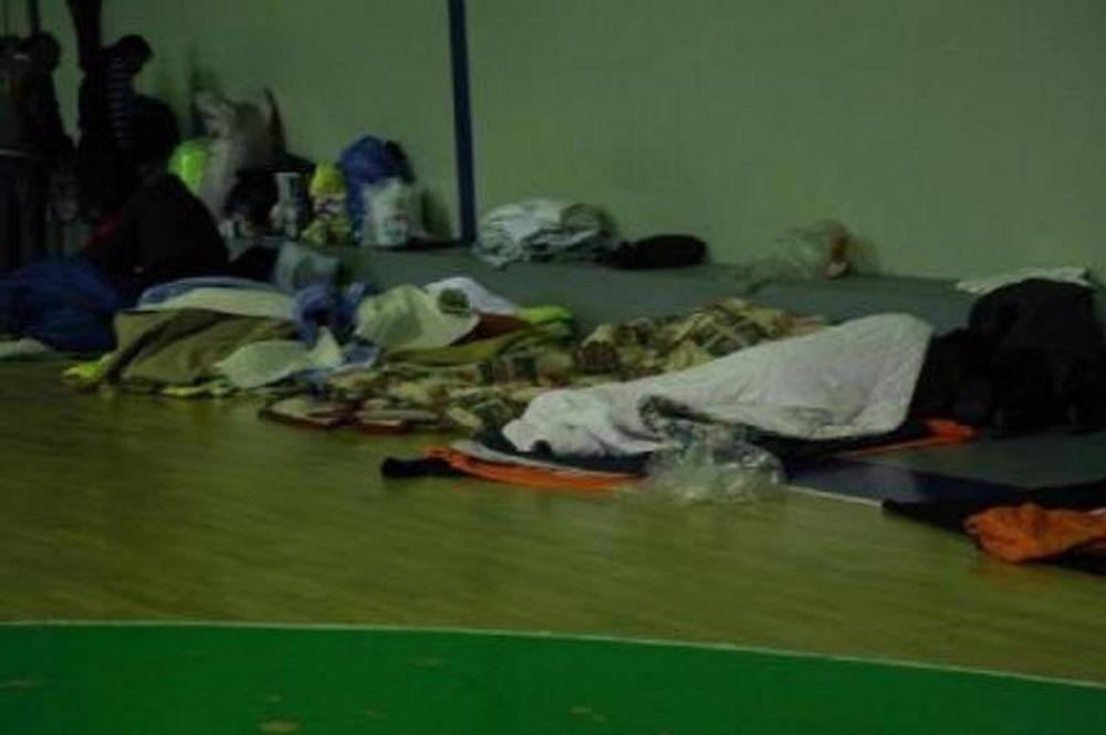 Ο Καμίνης πέταξε στο δρόμο 80 άστεγους