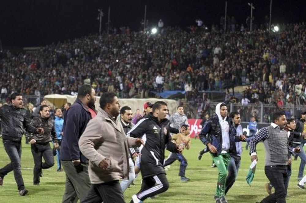 Δωρεά της FIFA για τα θύματα της Αιγύπτου