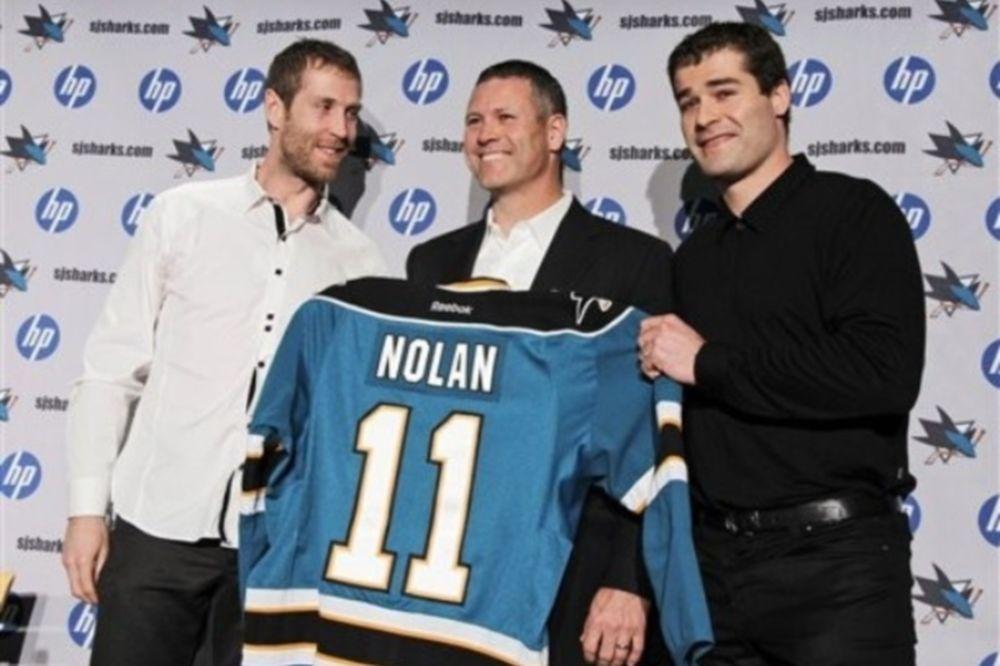 Αποσύρθηκε επίσημα ο Owen Nolan