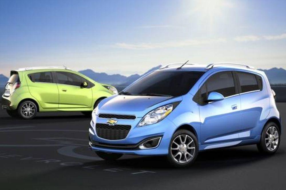 Δύο διακρίσεις για τη Chevrolet