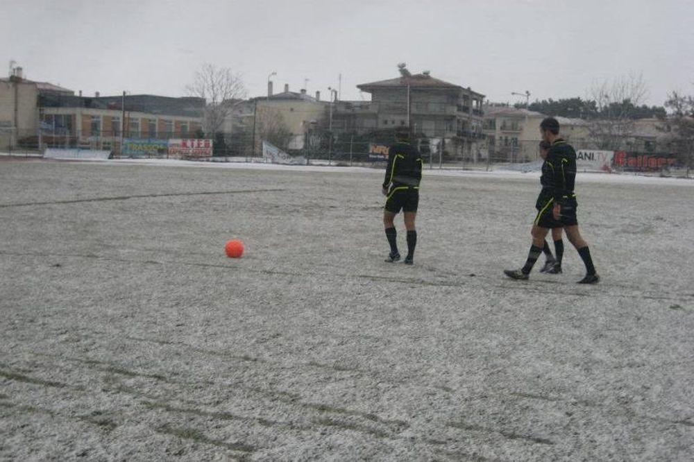 Αναβολή στο Καστοριά-Κοζάνη