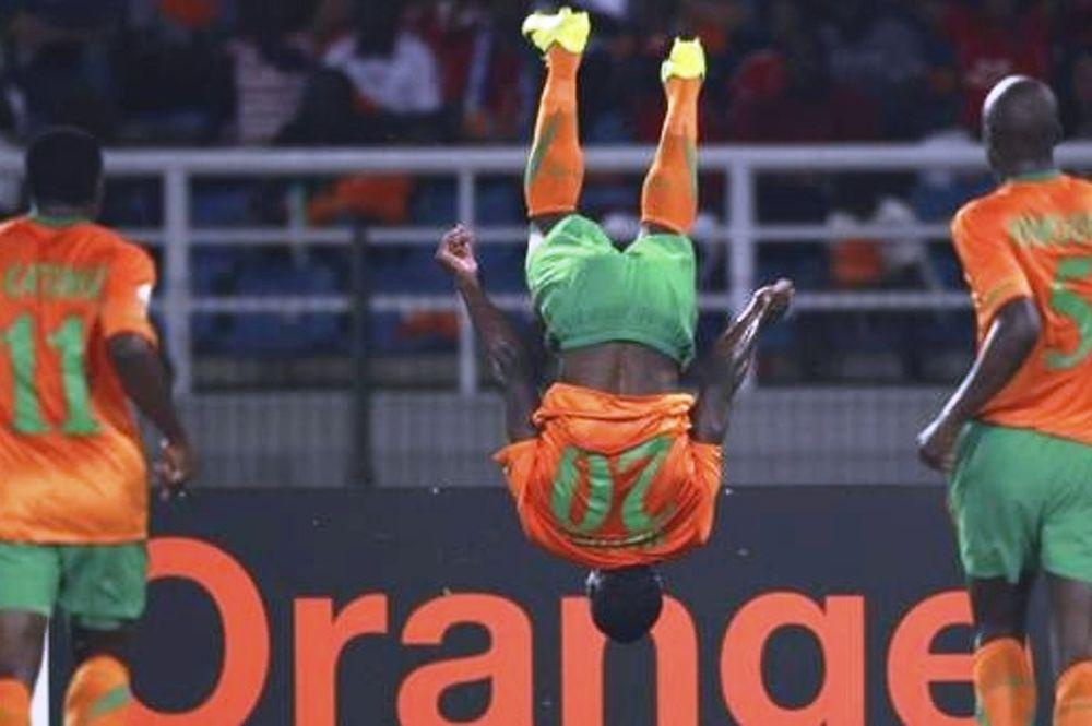 Στον τελικό Ζάμπια και Κατόνγκο!