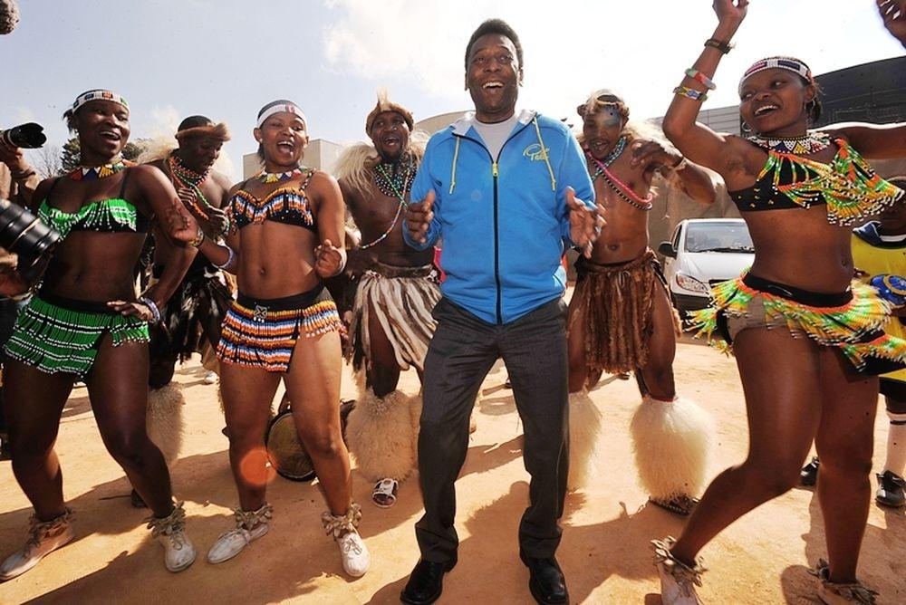 Στον τελικό του Copa Africa ο Πελέ