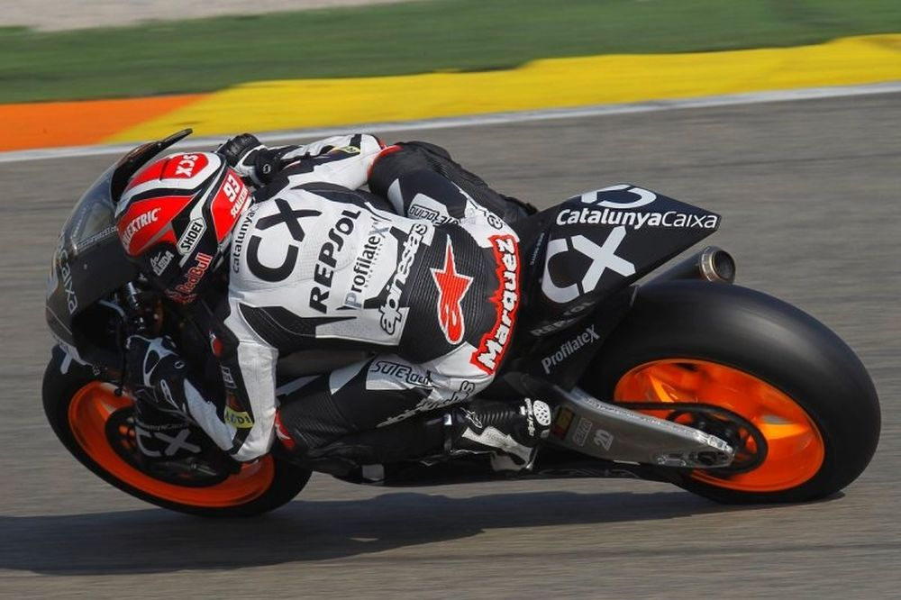 Moto 2: Αποτελέσματα στη Valencia (1η μέρα)