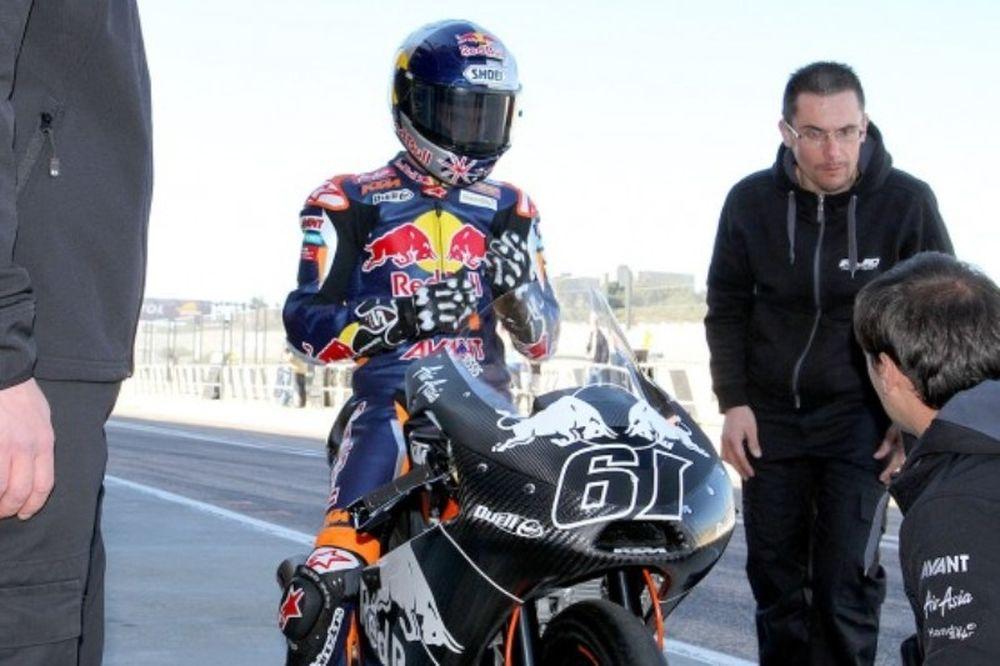 Moto 3: Τα αποτελέσματα στη Valencia (1η μέρα)