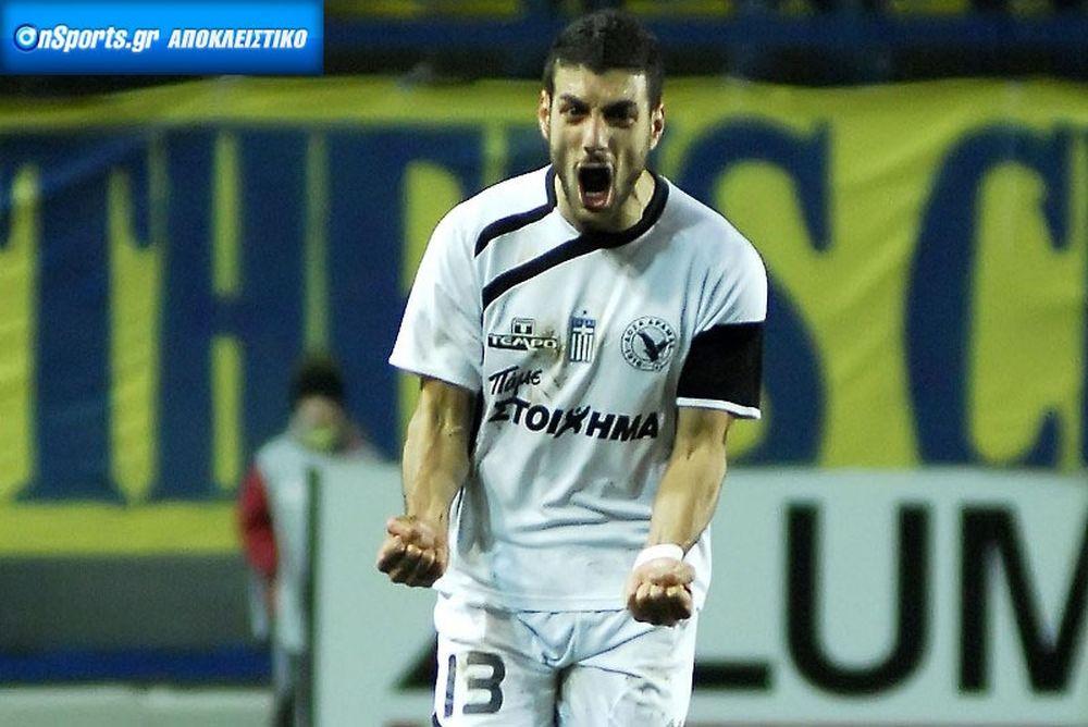 Αραβίδης στο Onsports: «Τονωτική ένεση το διπλό στο Αγρίνιο»