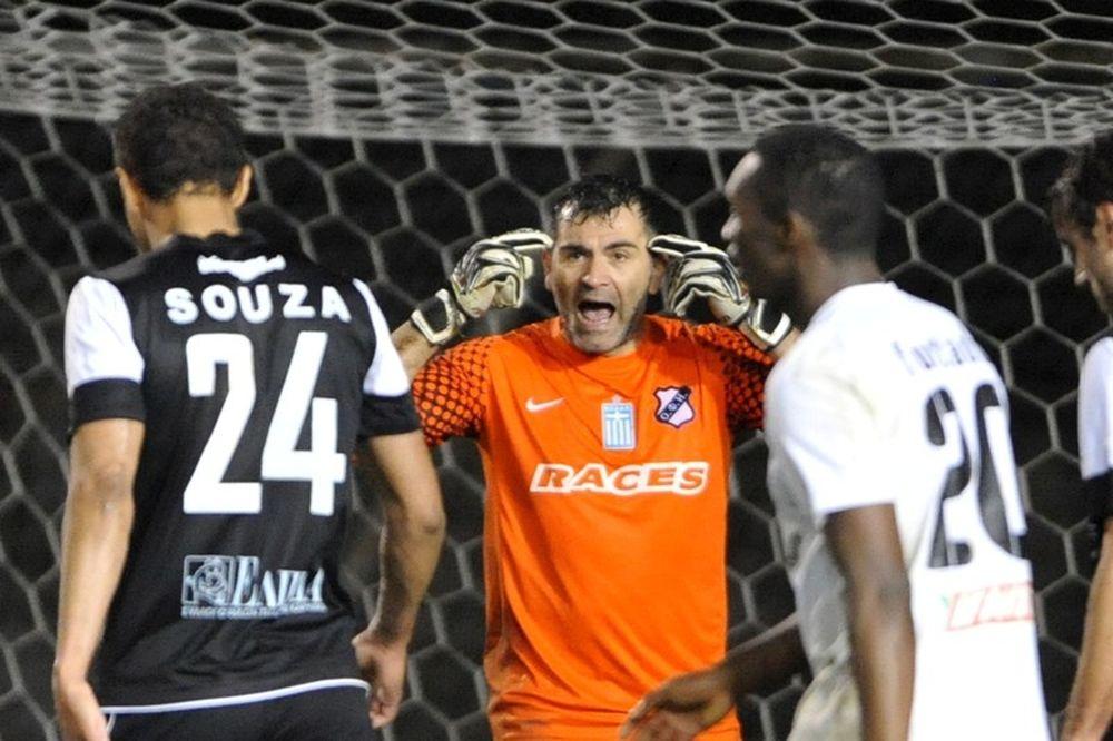 Βεζυρίδης: «Ευκαιρία για νίκη με ΠΑΟΚ»