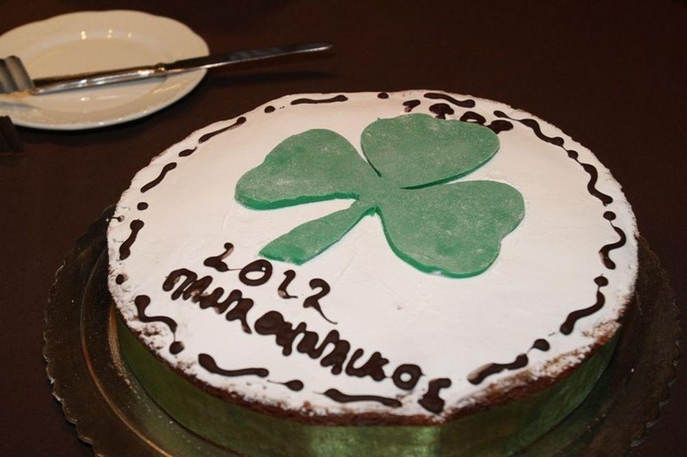 Με ευχές και αισιοδοξία η κοπή πίτας  του Ερασιτέχνη Παναθηναϊκού (photos)