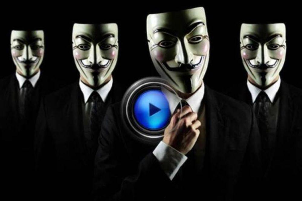 Αντιδράσεις για το βίντεο των Anonymous
